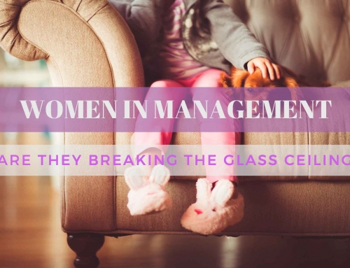 Women in management, are they breaking the glass ceiling?