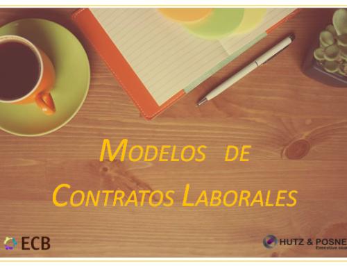 Lo que necesitas saber sobre los modelos de contratos