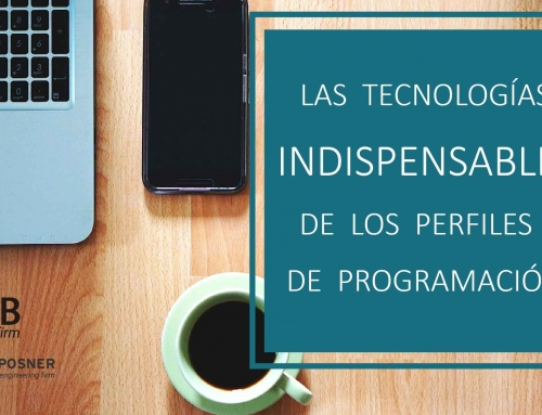 Tecnologías indispensables de programación