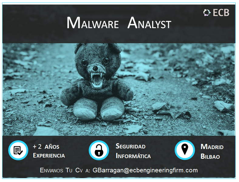 Malware Analyst Cybersecurity