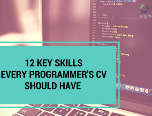 12 key skills every Programmer cv should have