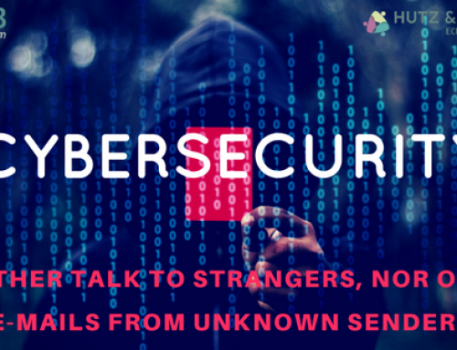 Cybersecurity: neither talk to strangers, nor open e-mails from unknown senders