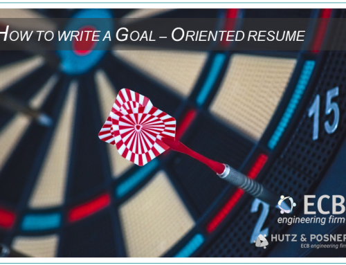 How to write a goal-oriented resume