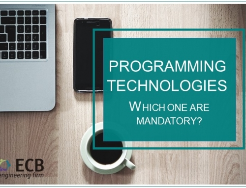Programming technologies: Which one are mandatory?