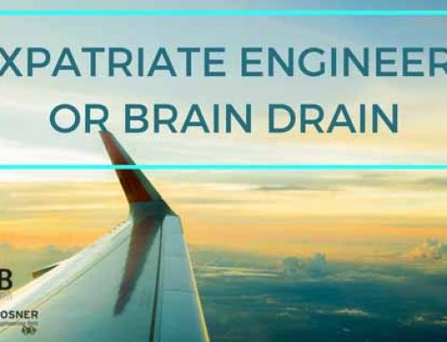 Expatriate engineers or brain drain?