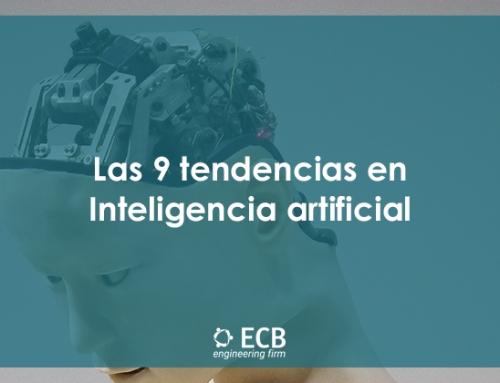 Las 9 tendencias de Inteligencia Artificial (IA) más utilizadas