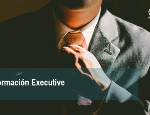 ¿Cuál es la Formación Executive más demandada en el Sector de la Ingeniería y la Tecnología?