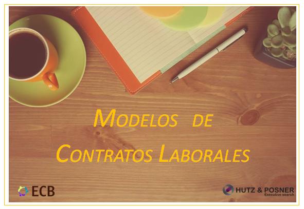 Imagen Modelos contratos laborales